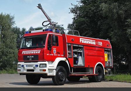 Tanklöschfahrzeug 1 - TLF 24/50