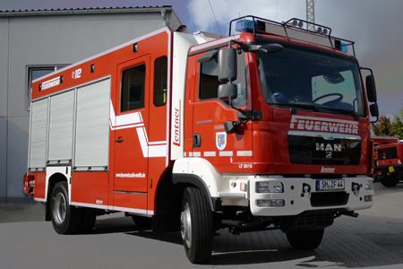 LF 20/16 Löschgruppenfahrzeug