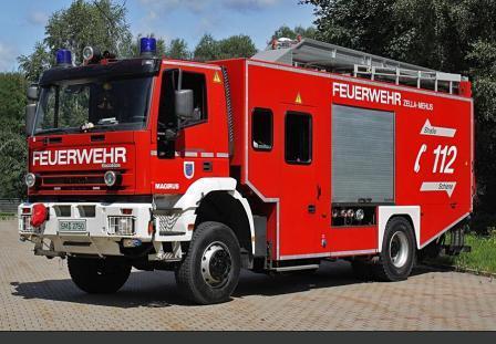 Hilfeleistungslöschgruppenfahrzeug - HLF 24/16-S