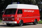 Gerätewagen Gefahrgut - GW-G